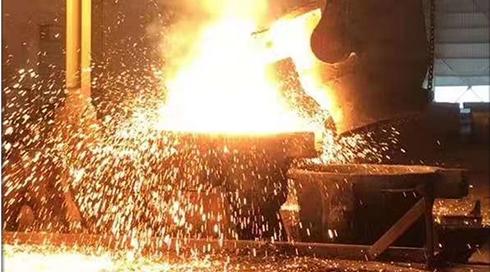 Local smelting