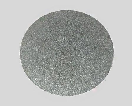 The metal chromium